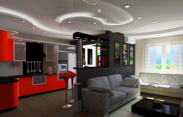 Плюсы и минусы квартиры студии