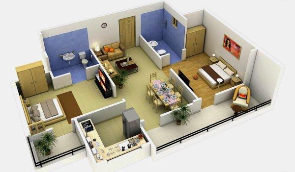 Стоимость узаконивания перепланировки квартиры через суд