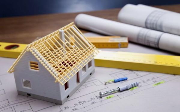 Оформление дома по упрощенной схеме