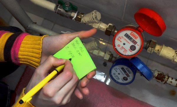 Перерасчет за воду - если установлены счетчики