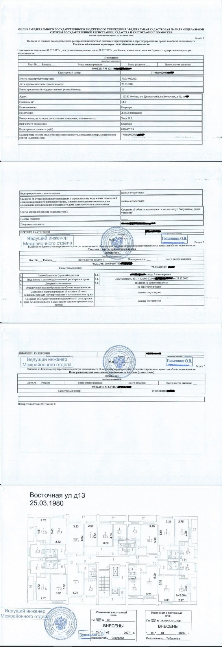 Может Сколько действует технический паспорт на квартиру изумлением