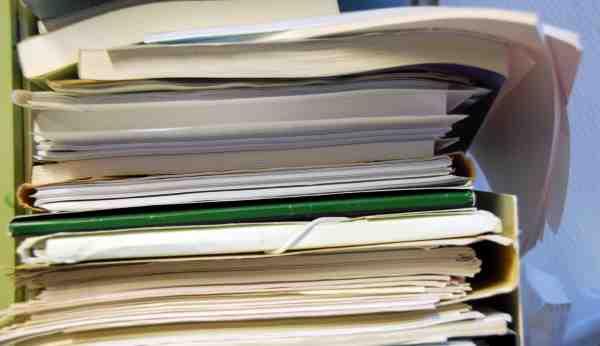 Документы для обращения в ПФР