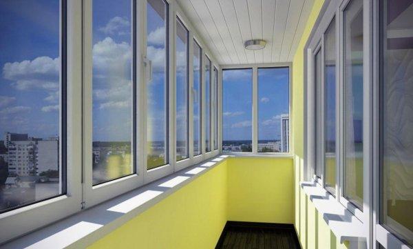 Балкон – помещение не жилое