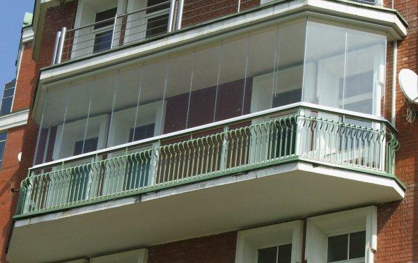 Входит ли балкон в общую площадь квартиры или нет