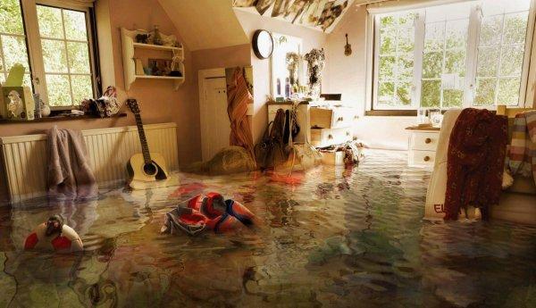 Как взыскать деньги за ремонт, если затопили соседи