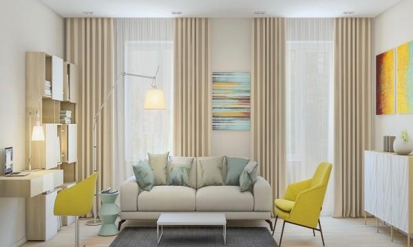 Преимущества квартиры распашонки