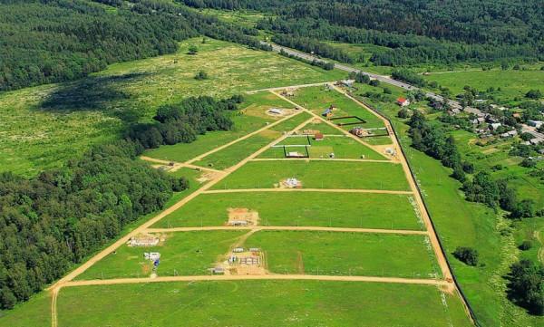 Процедура перераспределения земель