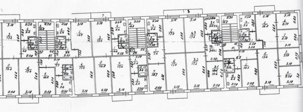Поэтажный план и экспликация квартиры - что это такое и где получить?