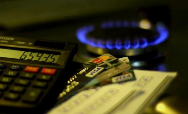 Отключение газа за неуплату в доме