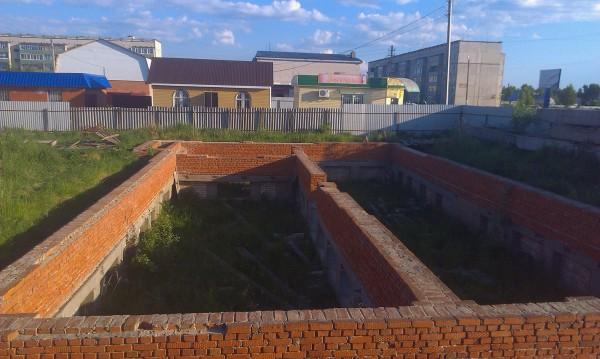 Регистрация и учет объекта незавершенного строительства