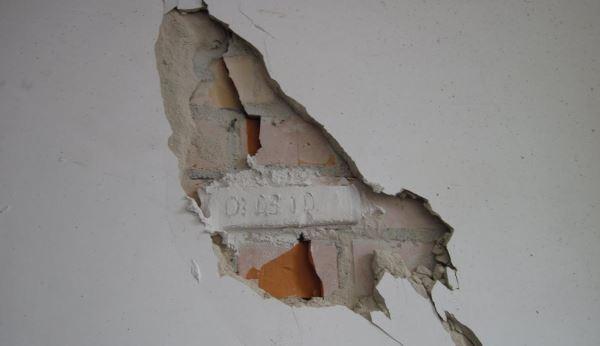 Ремонт трещин стен в квартире - кто должен делать?