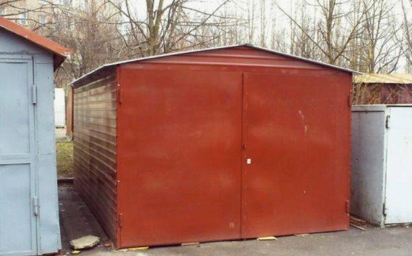 Приватизация земли под гаражом